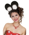 Minnie Mouse oren diadeem